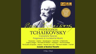 Oprichnik TH 3 Act I Introduction Allegro Giusto