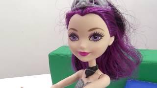 Эппл Вайт на ритмической гимнастике - Видео для девочек