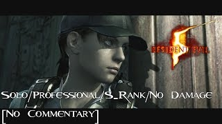 Resident Evil 5: Remastered Lost in Nightmares - Pro - S Rank - No Damage - Complete Walkthrough