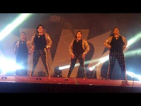 1234 Dance N  Fitness Academy annual  show  || performance  by Shraddha and team
