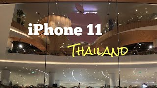 Gambar cover iPhone 11 Series/ Released in Icon Siam Apple Store Thailand