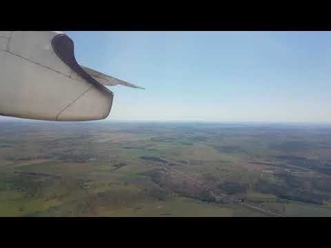 4K QANTAS Link Dash 8 Q400 Take Off Toowoomba