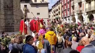 Diumenge de Rams a la Catedral de Santa Maria d'Urgell