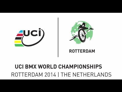 LIVE BMX World Championships - Rotterdam, The Netherlands