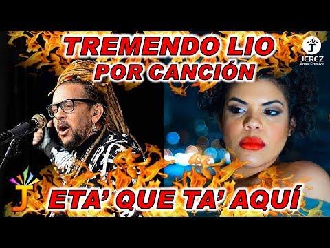 Polémica con Toño Rosario por la canción 'Eta que ta aquí' de Andre Veloz