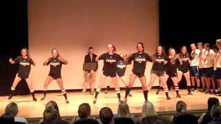 Men's & Women's Tennis - Rockin' Roo Talent Show 2013