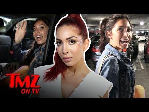 Farrah Abraham Is Embracing Her Famousness  TMZ TV