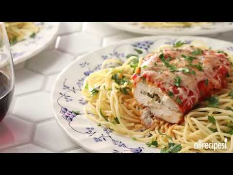 Dinner Recipes – How to Make Italian Stuffed Chicken Breast