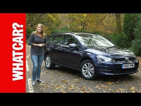 2013 Volkswagen Golf Estate review - What Car?