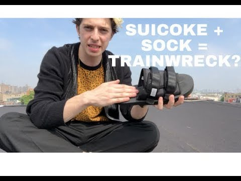 WARNING Suicoke Sandals + Socks are hard to wear -Review / Fits