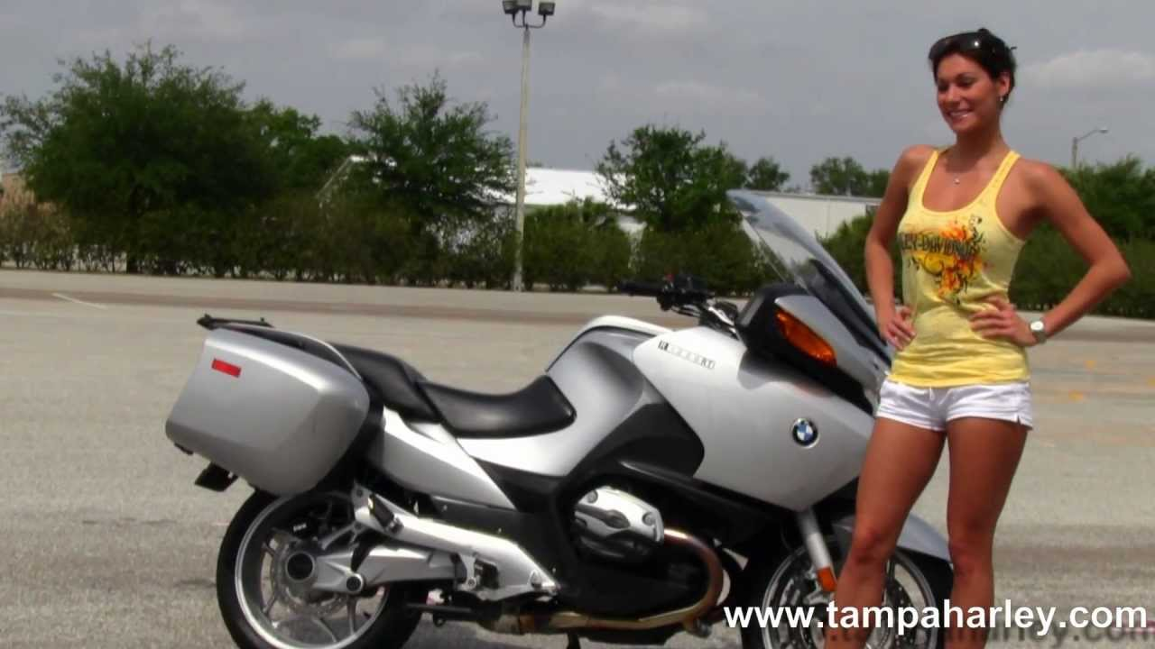 Used 2007 Bmw R1200rt For Sale Youtube