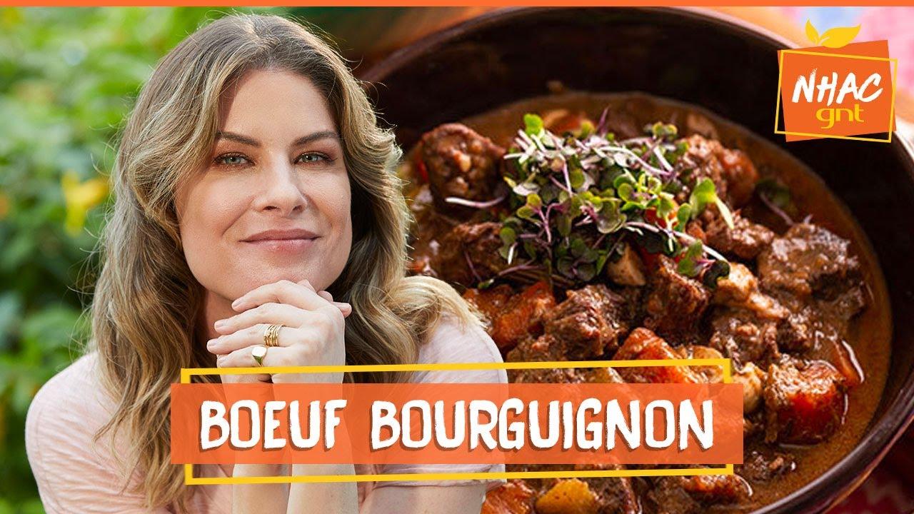 BOEUF BOURGUIGNON: aprenda a fazer prato francês | Rita Lobo | Cozinha Prática