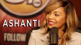 "Ashanti On Nelly: ""I"