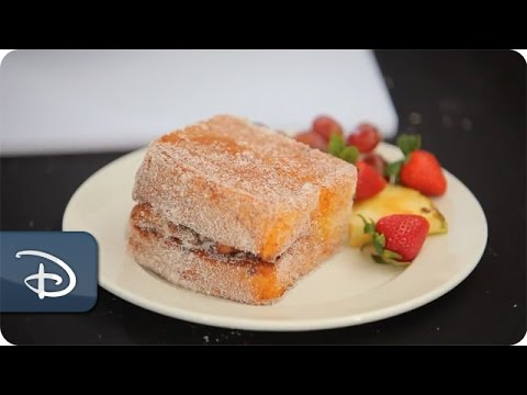 Tonga Toast at Disney's Polynesian Resort | Walt Disney World