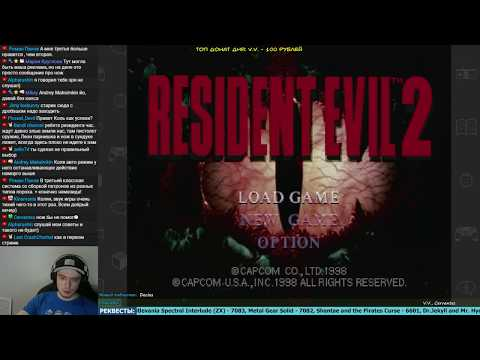 Resident Evil 2 (ч.2) - Игры по рекве�ту (Pixel_Devil)