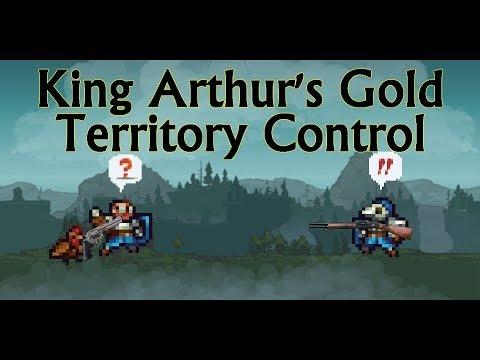 King Arthur's Gold - Territory Control Mod