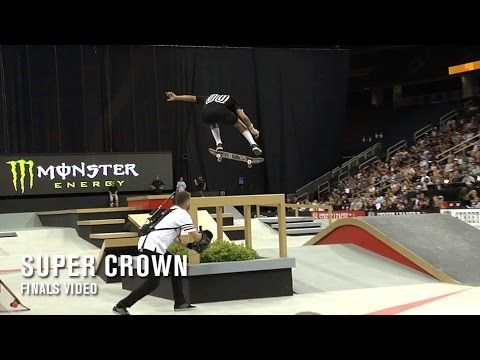 Street League Super Crown World Championship Finals Video - TransWorld SKATEboarding