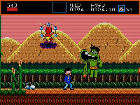 Mega Drive Longplay [005] Osomatsu kun #retrogaming#retrogames#sega#games