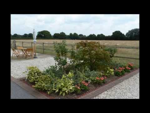 5 Star Golly Farm Holiday Cottages Wrexham North Wales