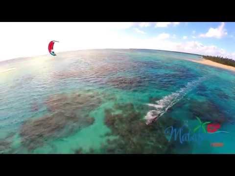 Kite Boarding Ha'apai Tonga Matafonua Lodge Resort
