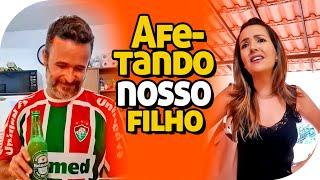 AFETANDO O NOSSO FILHO - PARAFUSO SOLTO
