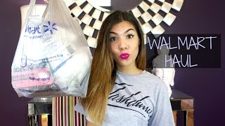 Walmart Beauty Haul!