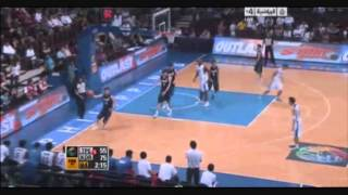 South Korea vs Chinese Taipei 4th Quarter Aug 11,2013