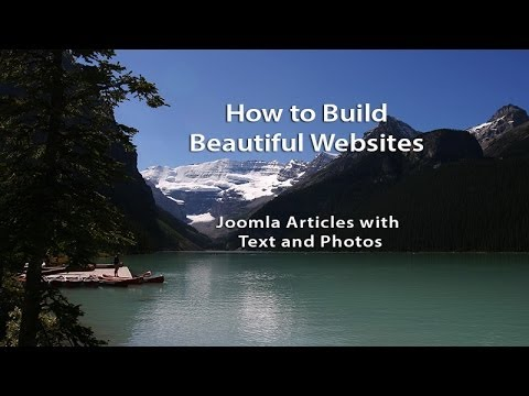 How To Build Beautiful Websites With Joomla And Rocket Theme Templates - Part 9