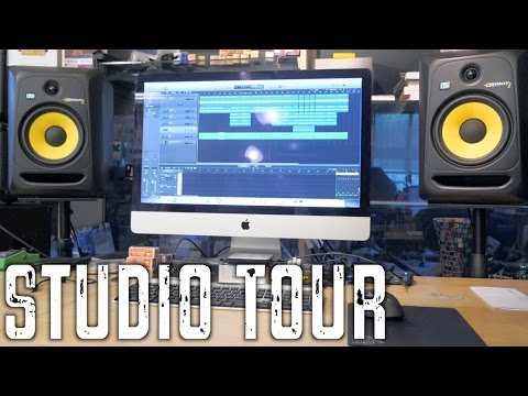 Ultimate Home Studio Tour!!