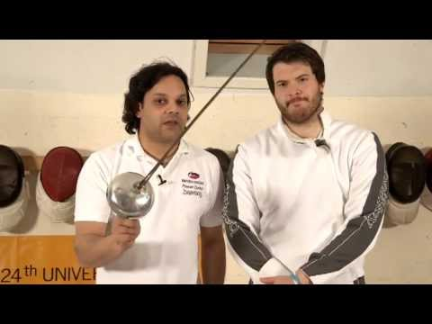 How To Fence Epee