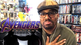 """Marvel Studio's Avengers: Endgame """"Honor"""" TV Spot REACTION!"""