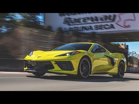 2020 Chevrolet Corvette Stingray Z51 Hot Lap! - 2020 Best Driver's Car Contender
