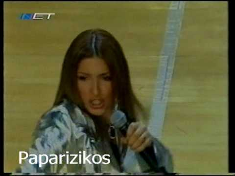 Helena Paparizou - My Number One (Live In Cyprus)