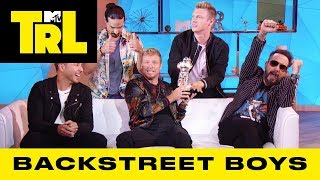 The Backstreet Boys on How They Outlasted Boy Bands Like NSYNC & One Direction | TRL