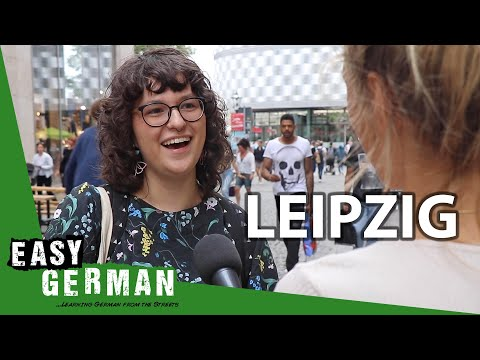 Visiting Leipzig | Easy German 311