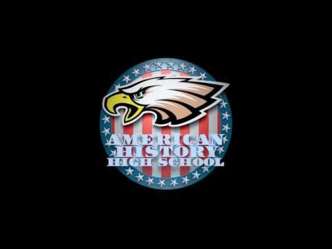 American History High School Logo (CGI)