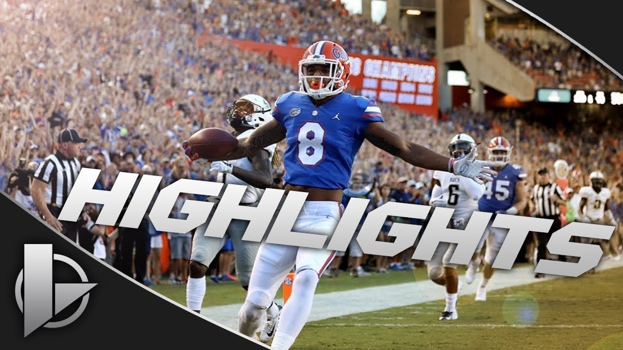 0ddfdb253 2018: Florida Gators vs. CSU Buccaneers - Highlights - YouTube