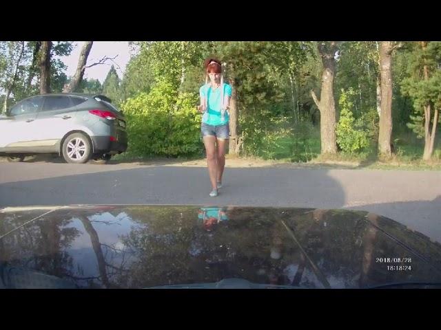 Смотреть видео Между Сциллой и Харибдой или Nissan преграждающий путь
