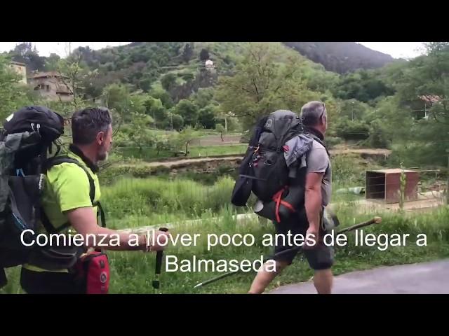 Camino Olvidado, 1: Bilbao-Balmaseda
