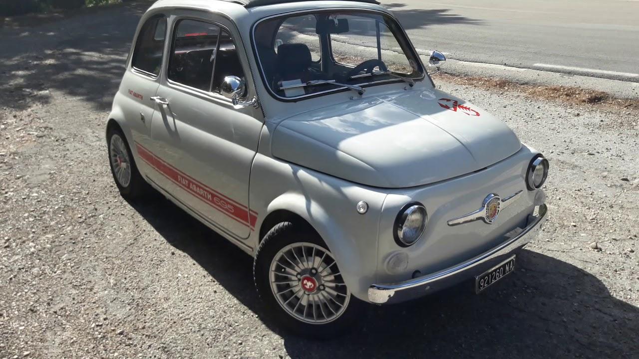 Fiat 500 L Replica Abarth Sound