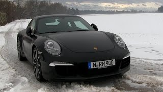 2013 Porsche 911 991 Carrera S (400 HP) Test Drive