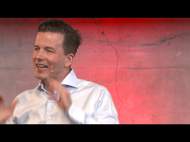 How to stay human in the era of artificial intelligence | Jarno Duursma | TEDxApeldoorn