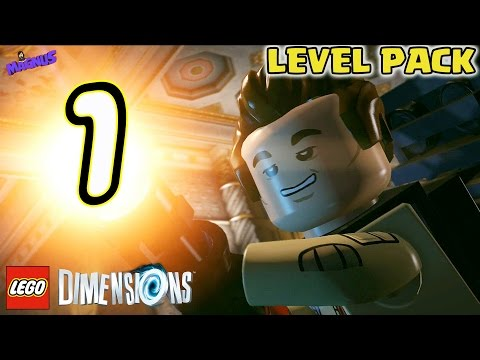 LEGO Dimensions Gameplay ITA #1 - Pacchetto Livello Ghostbusters - PS4