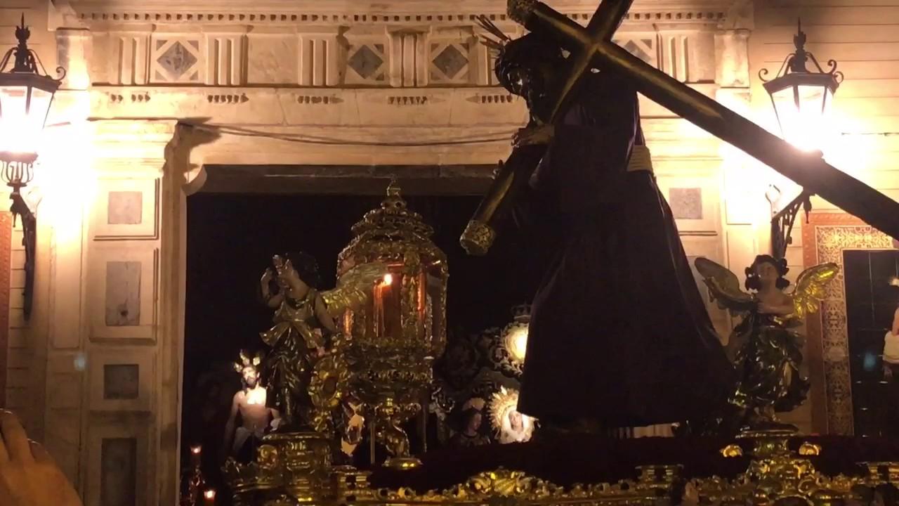 Resultado de imagen de Vídeo de El Gran Poder en la Plaza del Molviedro