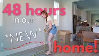 the FIRST 48 house in our NEW HOUSE *father's day*