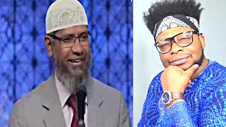 CATHOLIC REACTS TO Which Came First Quran or Bible - Dr Zakir Naik Peace Conference Malaysia 2012