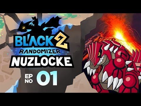 "Pokemon Black 2 Randomized Nuzlocke W/ Original151 EP 01 - ""WE HAVE A SQUAD!"""