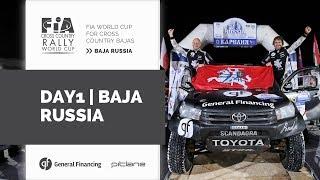 DAY 1 | Baja Russia | Benediktas Vanagas