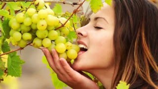 अंगूर खाने के फ़ायदे, Health Benefits of Grapes in Hindi, Grapes for weight loss, skin & Hair