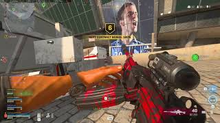 COD Warzone MP7 & BRUEN Gameplay